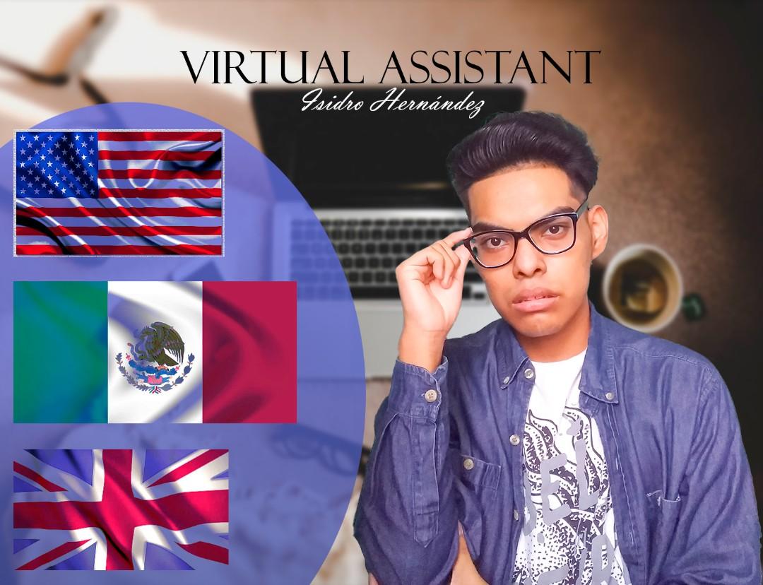 Virtual Assistant/Asiste Virtual