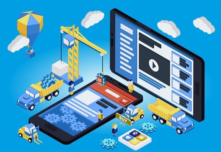 Desarrollo de sitios web y sistemas a la medida.