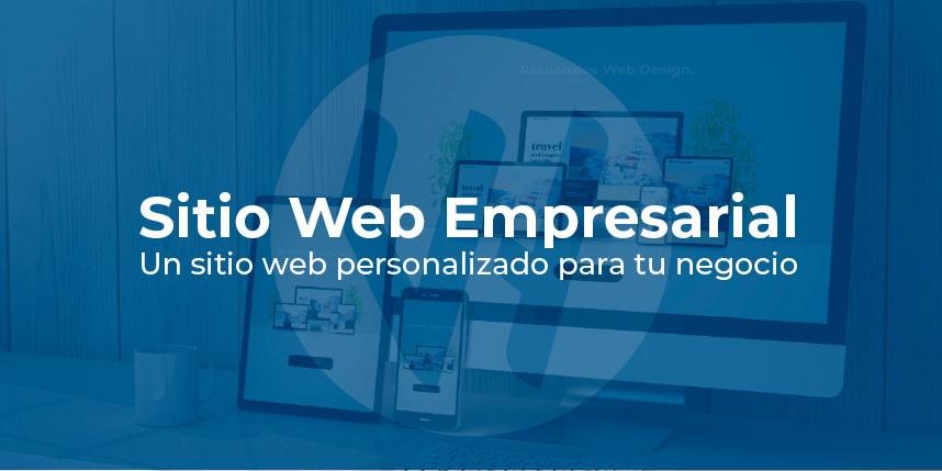 Diseño Sitio Web Empresarial