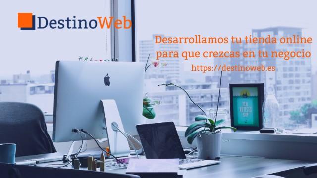 Diseño de tiendas online y webs corporativas