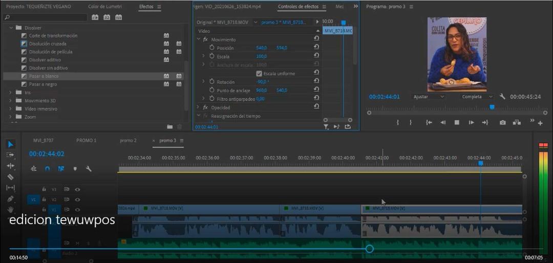 Editor de video