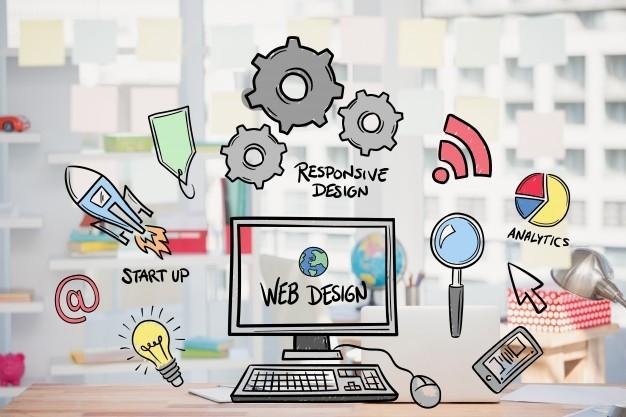 Diseño de páginas webs y más servicios informáticos.