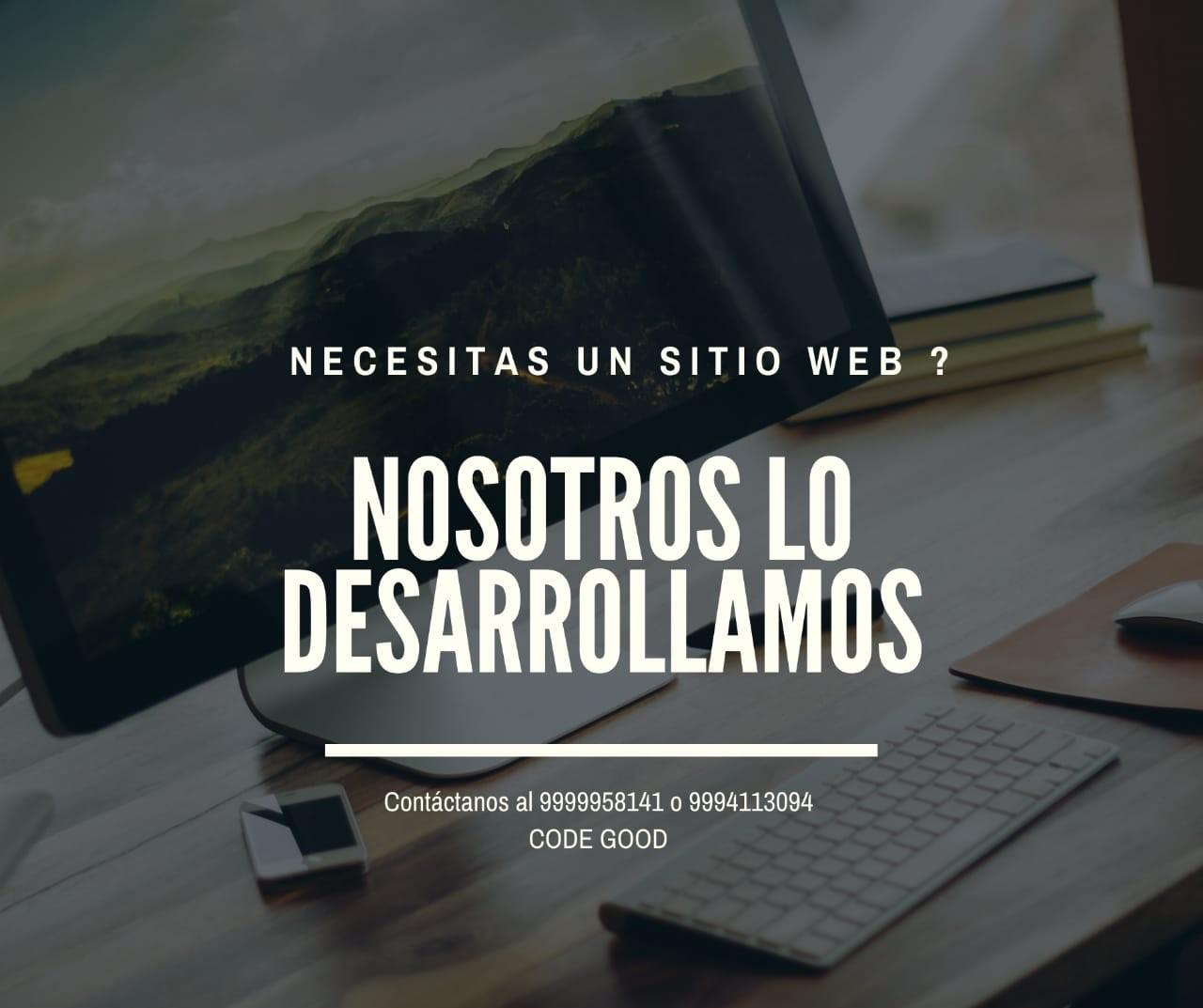 Páginas web, tiendas en linea y aplicaciones móviles